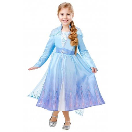 D. 5-7 ELSA TRAVEL FROZEN 2 CLASSIC