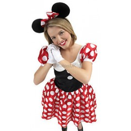 D. MINNIE MOUSE TS