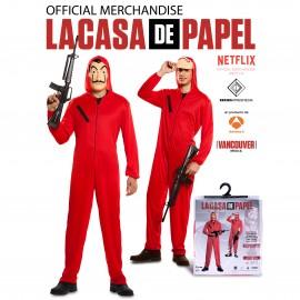 D. LADRON CASA DE PAPEL T XL