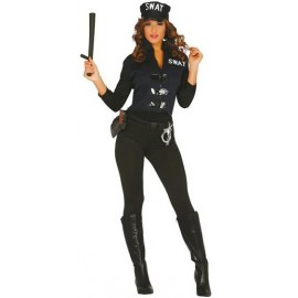 D. POLICIA SWAT MUJER