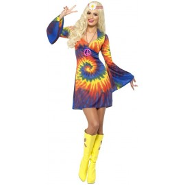 D. HIPPIE MUJER 60´S T L