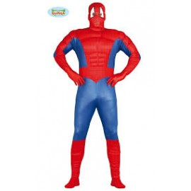 D. SPIDER MUSCULOSO T M